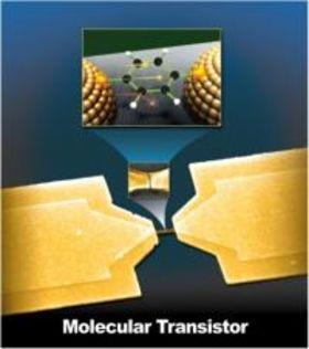 Scientists create world's first molecular transistor