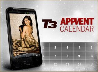 T3 AppVent Calendar