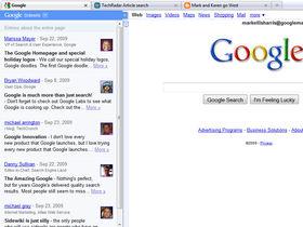 Google adds Sidewiki to Toolbar
