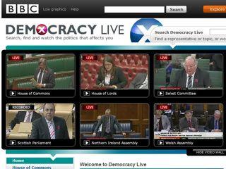 BBC gets political