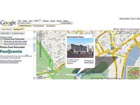 Google MyMaps puts the web into maps