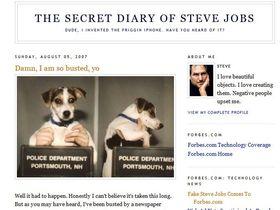 'Fake Steve Jobs' blogger exposed