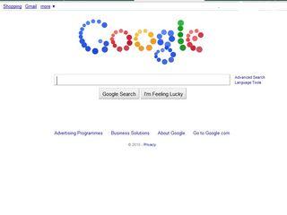 Google goes doodle crazy