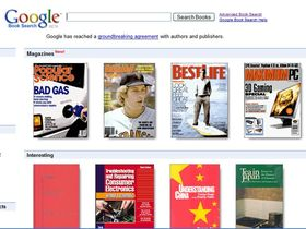 Google's new service: magazine publisher