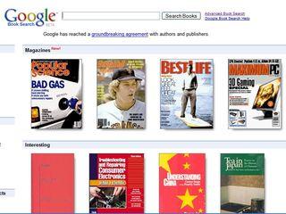 Google now archiving magazine content