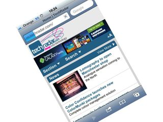 TechRadar mobile site launches