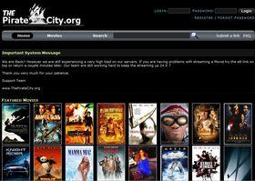 ThePirateCity embraces movie streaming