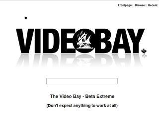 Video Bay coming soon me hearties