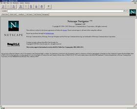 Happy 15th birthday, Netscape Navigator!