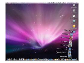 Mac OS X Leopard: from install to shutdown