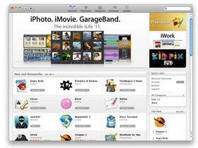 Apple's Mac App Store opens