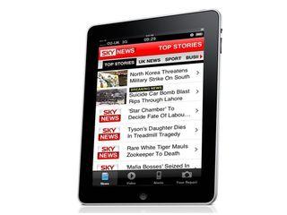 Sky mobile apps already popular