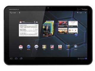 Motorola Xoom an iPad competitor