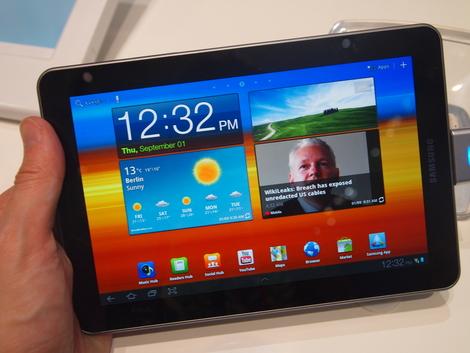Early View: Kindle Fire vs iPad 2 vs Galaxy Tab 7.7 vs HTC Flyer