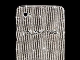 Harrods starts selling crystal-encrusted Samsung Galaxy Tab