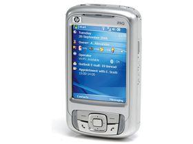 HP iPaq rw6815 Personal Messenger