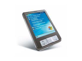 Fujitsu Siemens Pocket LOOX 420