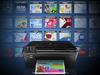 HP debuts ePrinting to its printers
