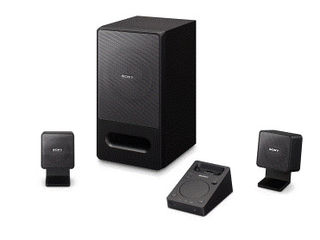 Sony s iPod dockable SRS GD50iP 2 1 PC audio system