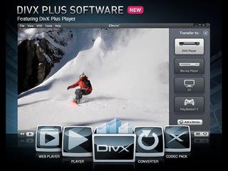 DivX Plus Software goes HD