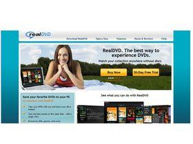 RealDVD copy service suspended