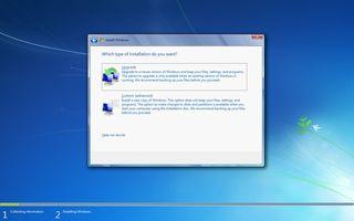 Windows 7 installer