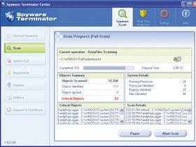 Crawler LLC Spyware Terminator 1.9