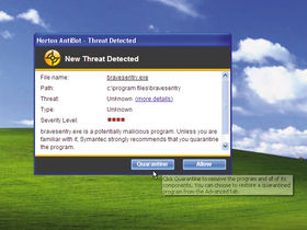 Symantec Norton AntiBot
