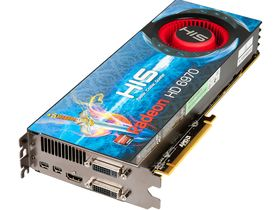 HIS unveils Radeon 6950, 6970 graphics cards