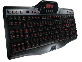 Logitech G510 keyboard