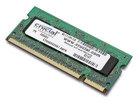 Crucial 512MB Intel iMac RAM
