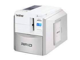 Brother tag printer making RFID cards simple