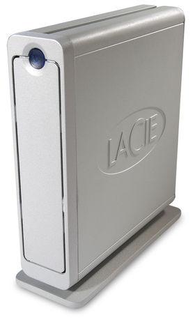 LaCie 250GB Ethernet Mini