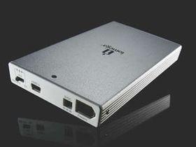 Iomega Silver Portable 80GB