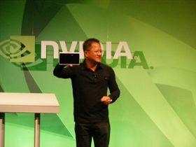 Nvidia's Tegra demo wows CES