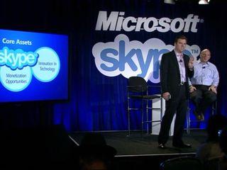 Skype and Microsoft