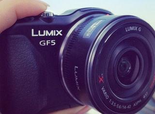 Panasonic Lumix GF5 breaks cover