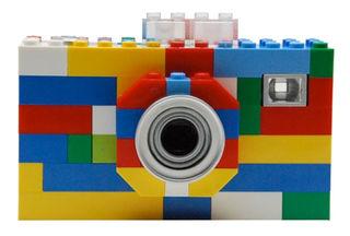The colourful new Lego camera