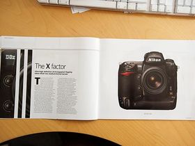 New Nikon D3x info leaked by Nikon