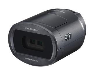 Panasonic camera lenses get a 3D re fresh