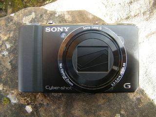 Sony DSC HX9V 16x zoom inside