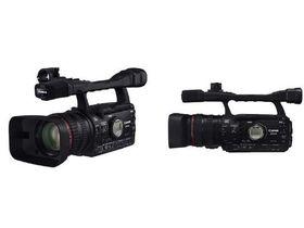 Canon updates pro camcorder range