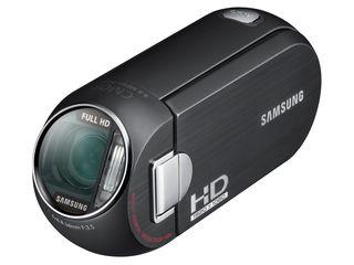 Samsung s HMX R10 camcorder