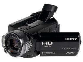 Sony HDR-SR8