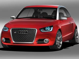 Audi A1 Project Quattro concept