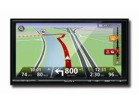 Sony shows off Xplod sat navs with TomTom inside