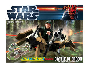 Star Wars Scalextric