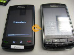 New pics of BlackBerry Storm 2 emerge