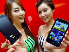LG Optimus LTE hits one million sales