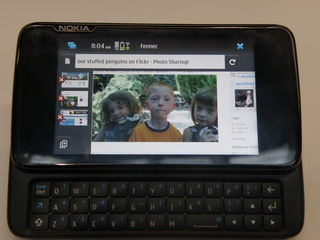 Nokia N900 MeeGo ready